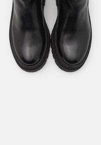 Zign - Platåstøvler - black - 5
