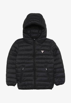 Winterjas - jet black
