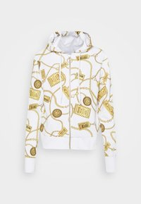 Versace Jeans Couture - Mikina na zip - white - 6