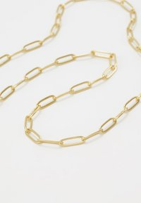 Orelia - LARGE LINK SINGLE CHAIN - Necklace - pale gold-coloured - 4