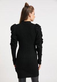 myMo ROCKS - Vestido de tubo - schwarz - 2