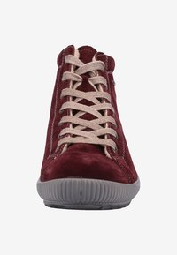 Legero - Lace-up ankle boots - amarone rot - 5