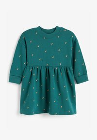 Next - COSY - Day dress - teal - 0