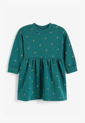 COSY - Day dress - teal