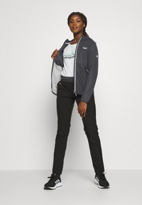 Regatta - WOMENS TEROTA - Fleece jacket - seal grey - 1
