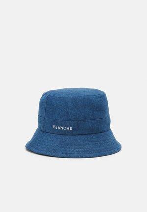BUCKET HAT - Klobouk - vintage blue/denim