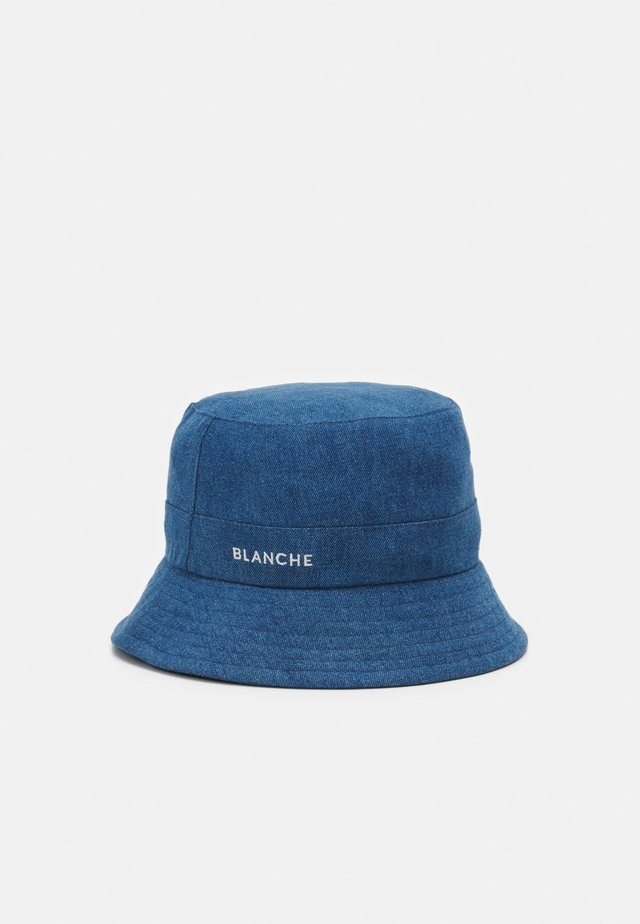 BUCKET HAT - Hatte - vintage blue/denim