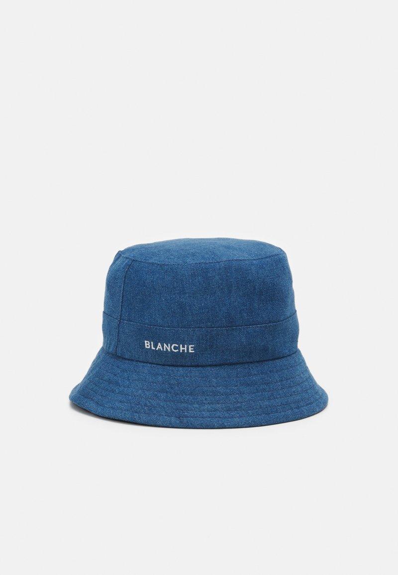 BLANCHE - BUCKET HAT - Klobouk - vintage blue/denim