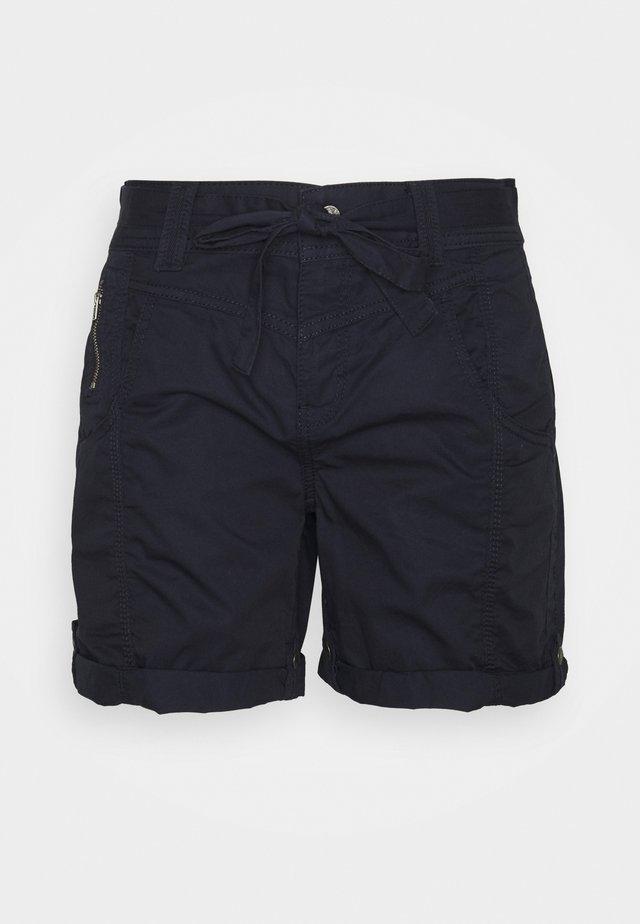 PLAY BERMUDA - Shorts - navy