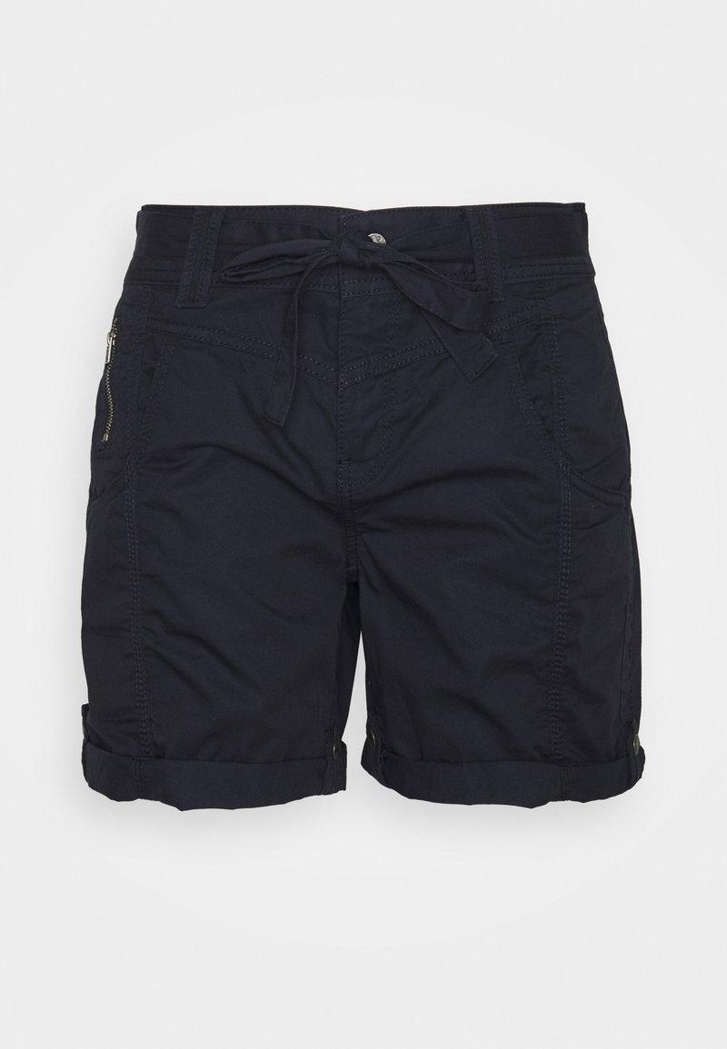 Esprit - PLAY BERMUDA - Shorts - navy