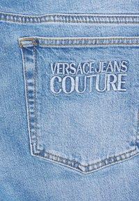 Versace Jeans Couture - DEBBIE  - Jeansy Slim Fit - indigo - 2