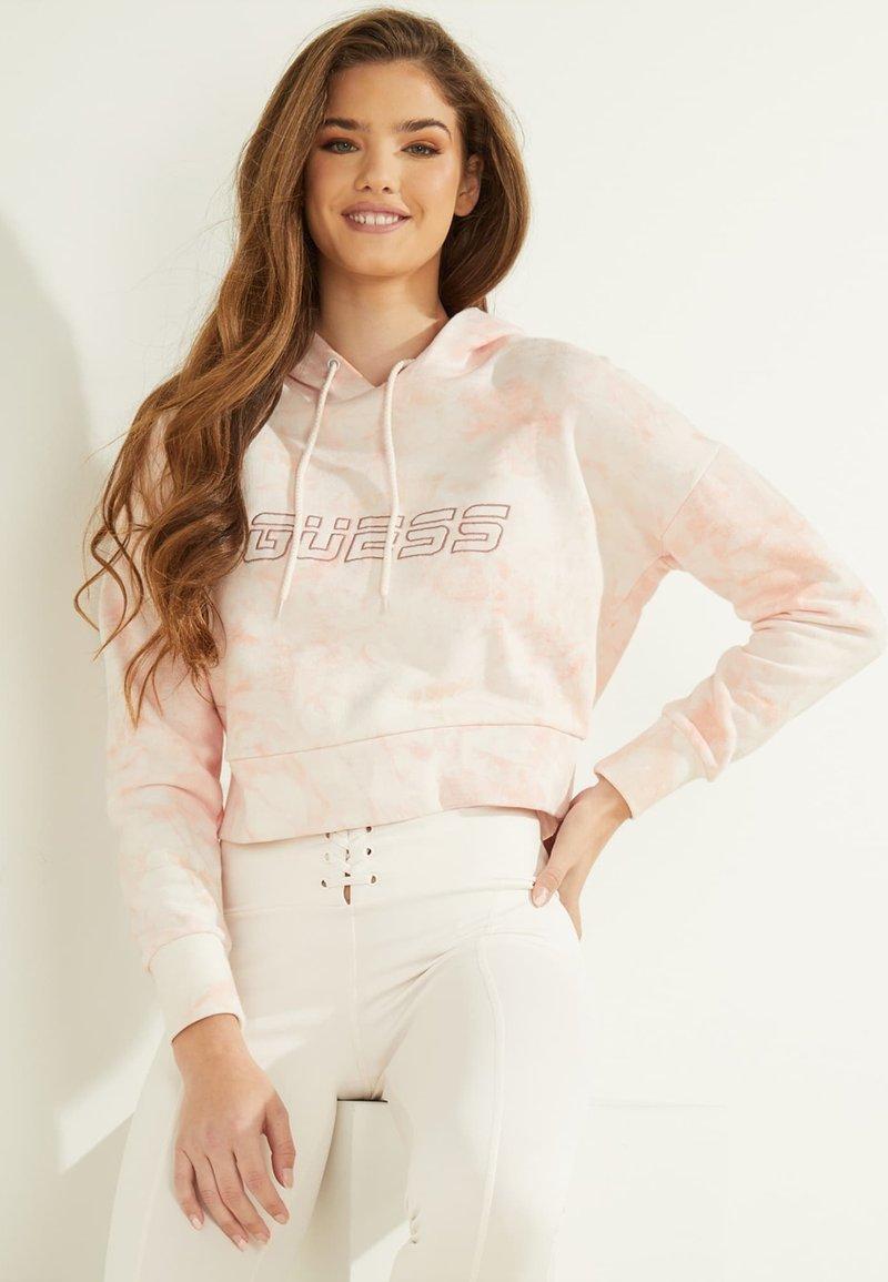 Guess - Sweatshirt - rose