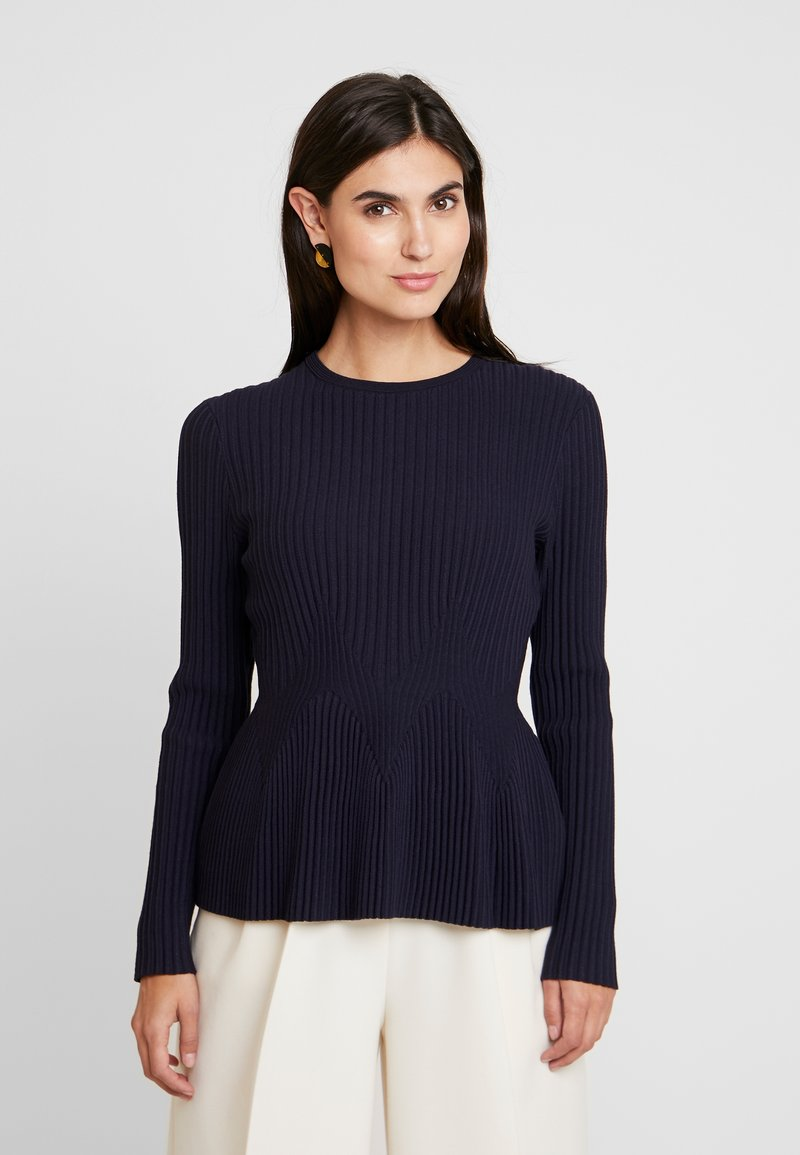 Ted Baker - JARIALA - Jumper - dark blue