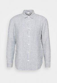 Linen Shirt - Vapaa-ajan kauluspaita - blue