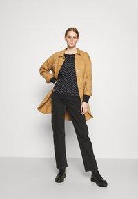 Ragwear - DARIA - Sweatshirt - black - 1