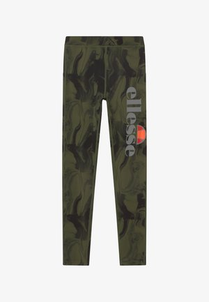 BRULAN PERFORMANCE LEGGING - Legging - dark green