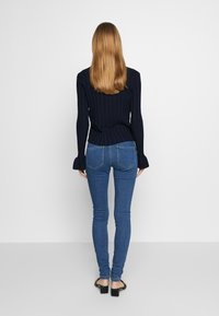 ONLY - ONLRAIN  - Jeans Skinny Fit - dark blue denim - 2