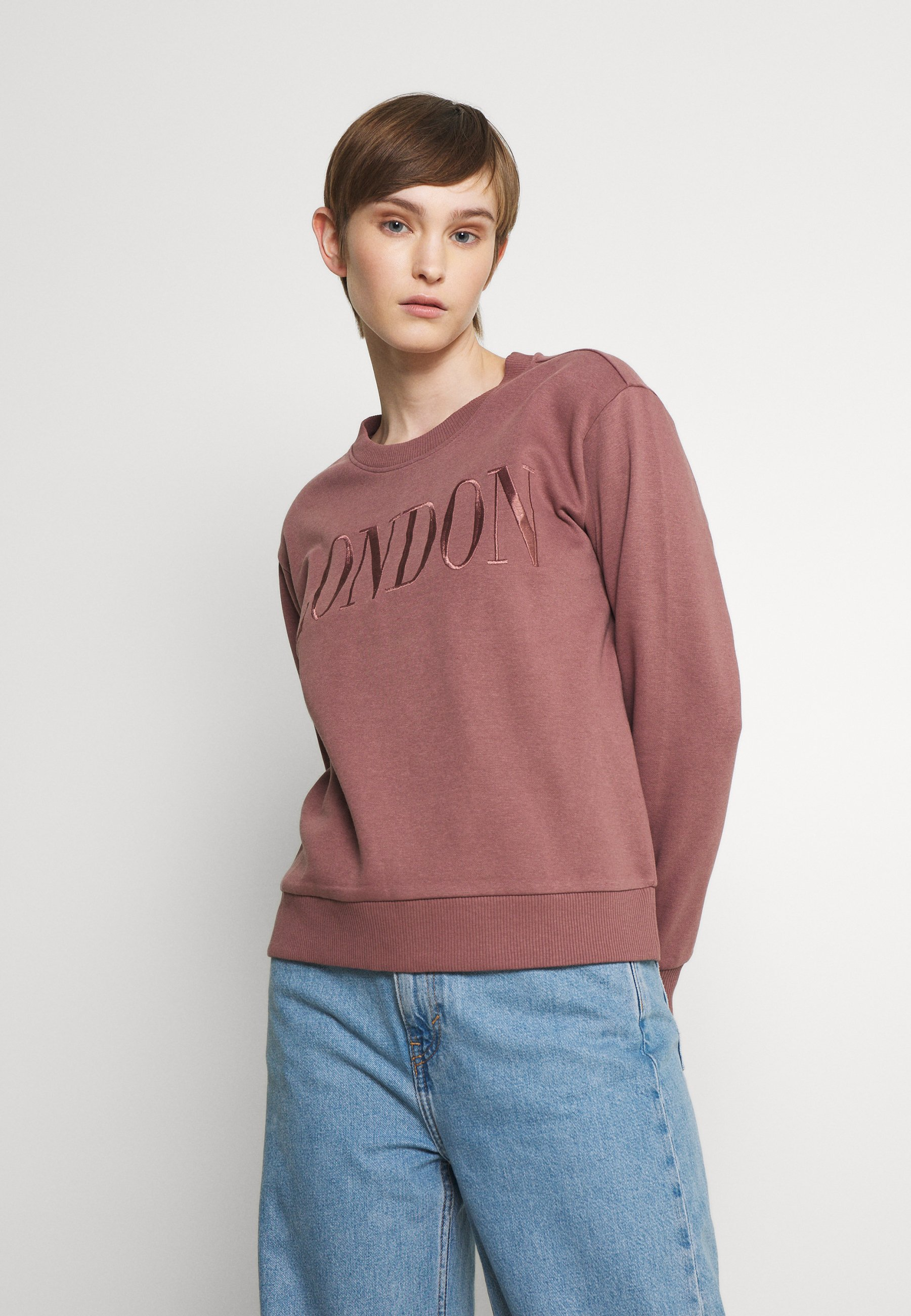 Damen JDYPARIS TREATS - Sweatshirt