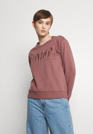 JDYPARIS TREATS - Sweatshirt - rose taupe