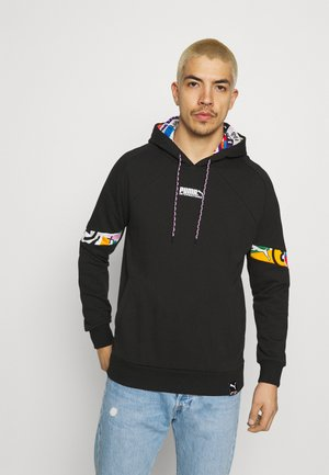 HOODIE - Sweatshirt - puma black