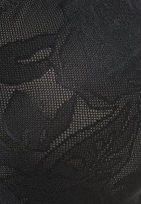 Triumph - WILD ROSE SENSATION - Underwired bra - black - 2