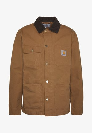 MICHIGAN COAT DEARBORN - Summer jacket - hamilton brown rinsed