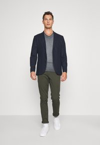 Selected Homme - SLHSLIM-MILES - Chinot - forest night - 1