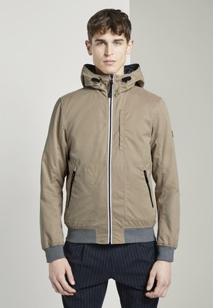 Summer jacket - quarry beige