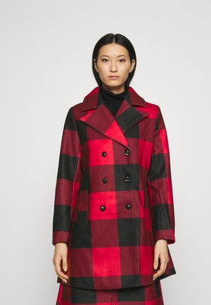 CLASSIC PEACOAT - Mantel - red