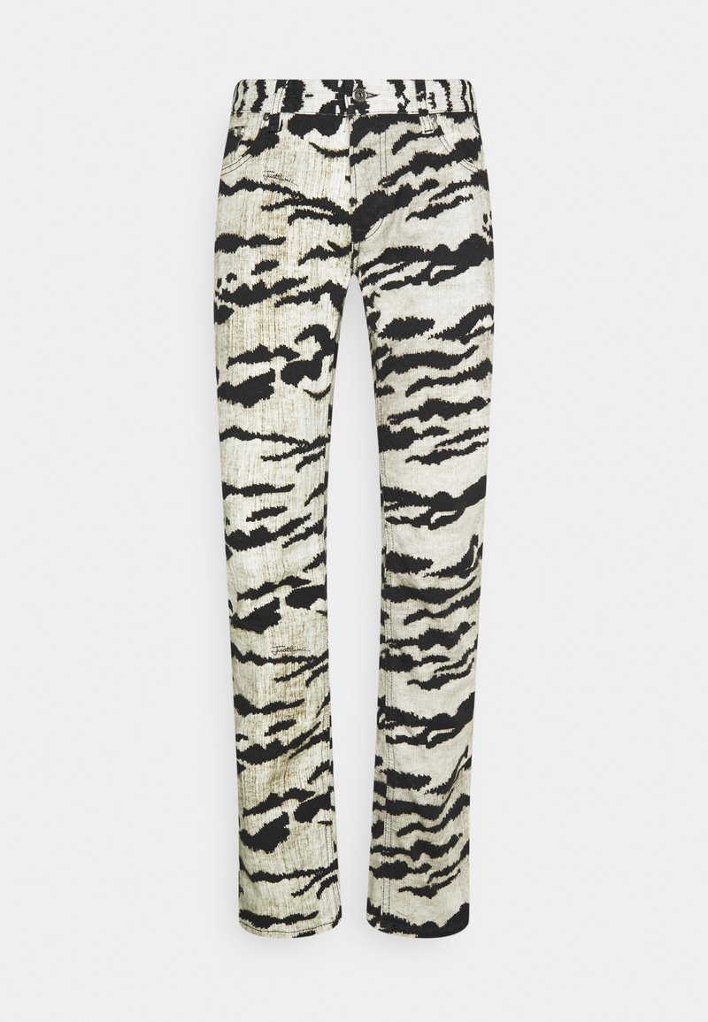 Just Cavalli - PANTALONE TASCHE - Trousers - gray variant