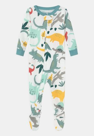 DINO  - Sleep suit - multi coloured/white