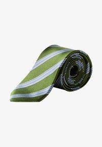 Cravate - donkergroen