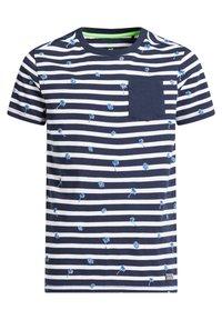 WE Fashion - T-shirts print - blue - 3