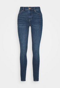 Pieces Petite - PCDELLY  - Jeans Skinny Fit - medium blue denim - 0