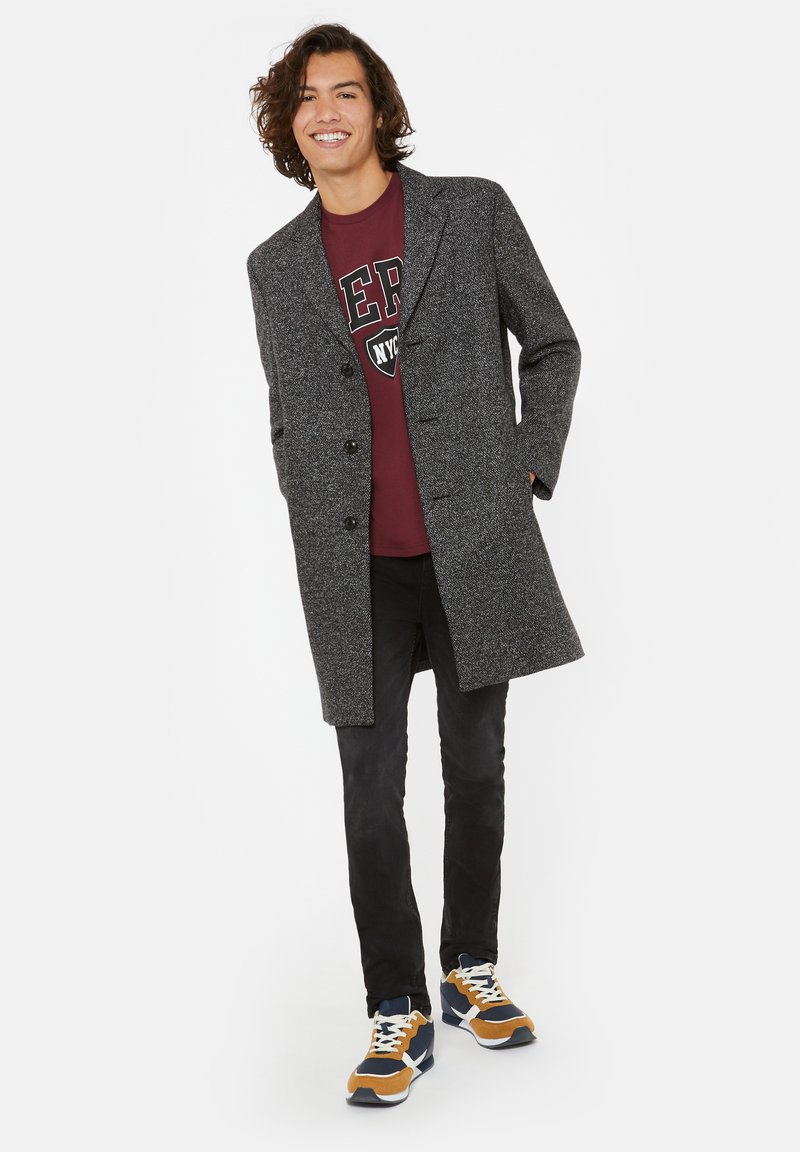 AÉROPOSTALE - Classic coat - black
