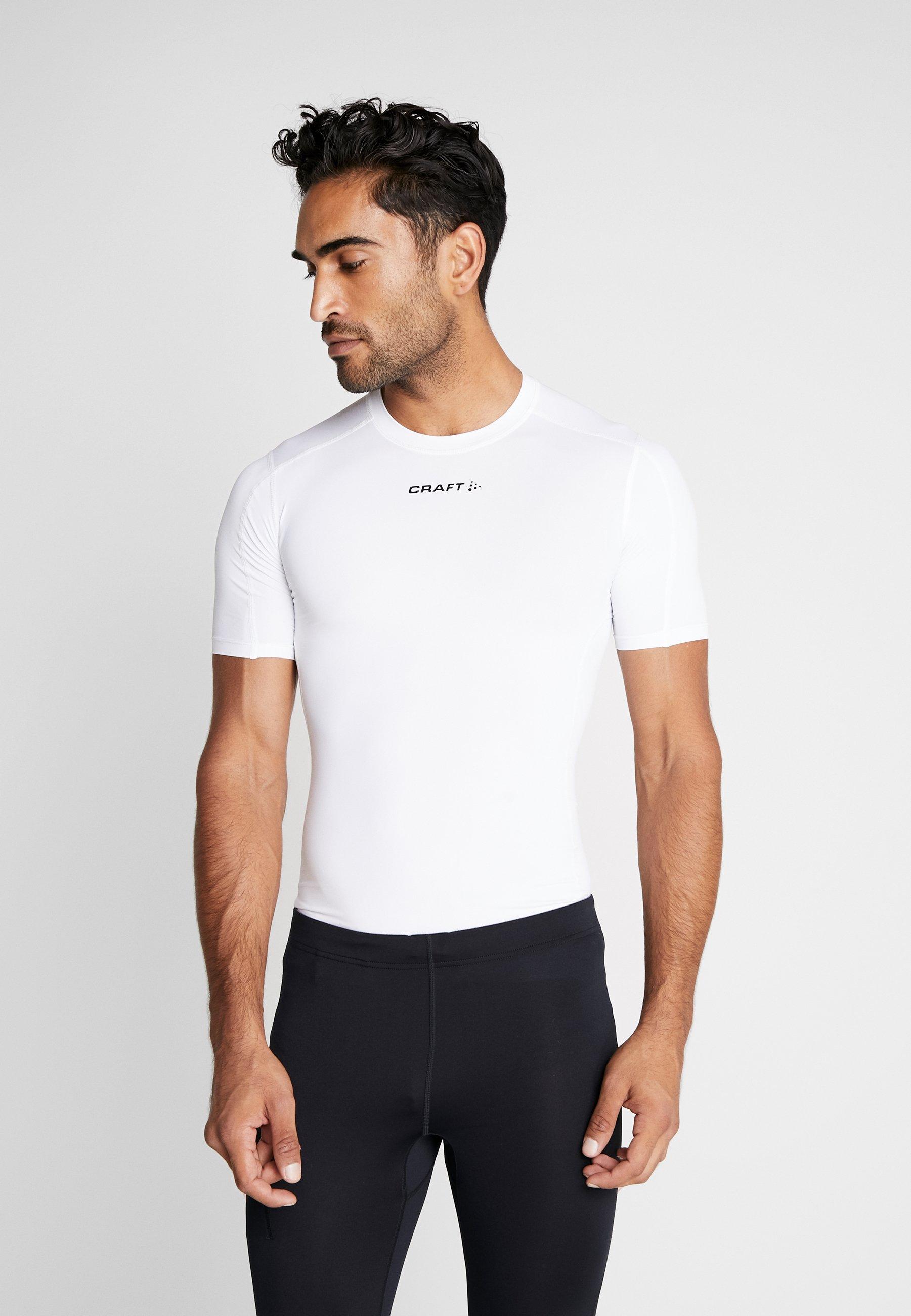 Men PRO CONTROL COMPRESSION TEE - Print T-shirt