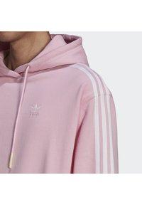 adidas Originals - NINJA HOODIE UNISEX - Felpa - true pink - 3