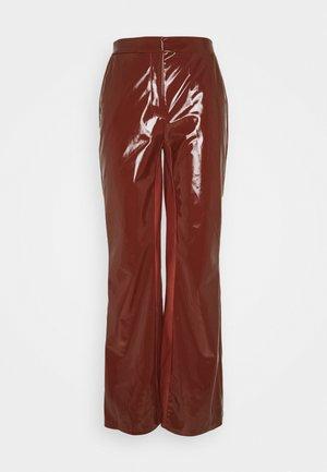 DINARA PANTS - Trousers - masala