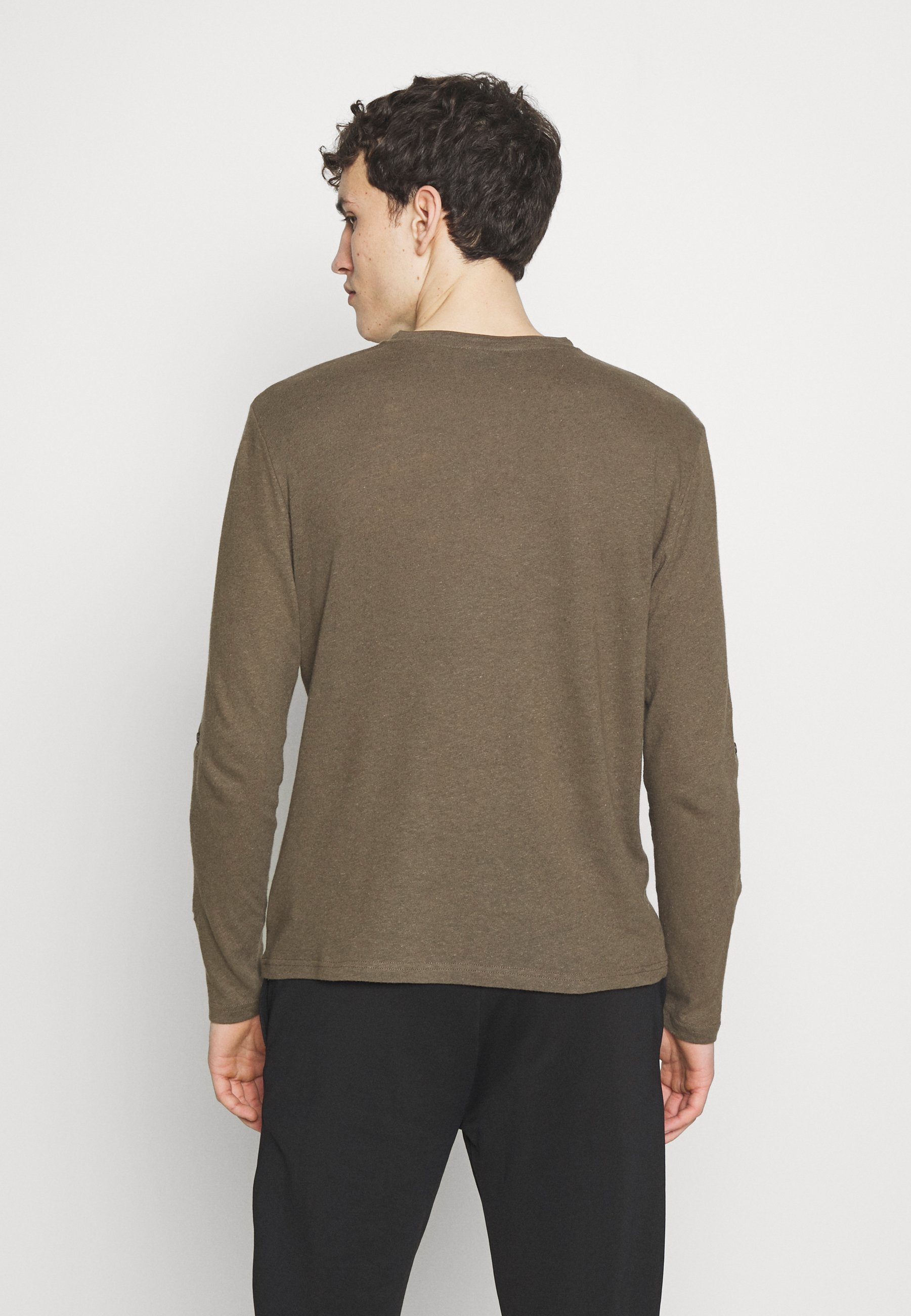 JOOP! Jeans T-shirt à manches longues - beige