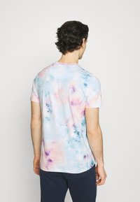 Hollister Co. - Print T-shirt - multicolo/blue - 2