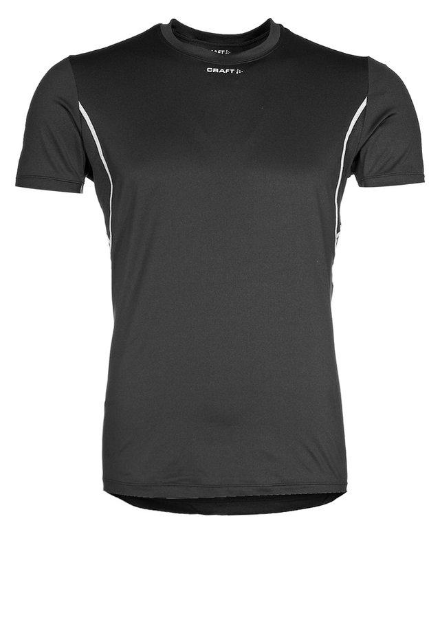COOL TEE - Undershirt - black