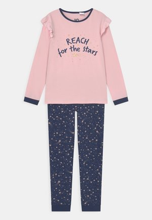 FLORENCE LONG SLEEVE  - Pyžamová sada - pink