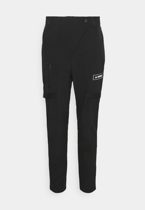TERREX ZUPAHIKE - Outdoor trousers - black