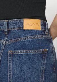 Monki - Jeans Skinny Fit - blue medium - 4