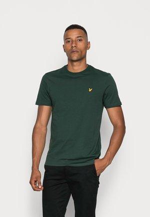 CREW NECK  - Jednoduché triko - jade green