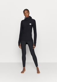 Eivy - ICECOLD GAITER - Long sleeved top - black - 1