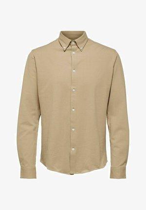 SLHSLIMOLIVER - Skjorta - crockery