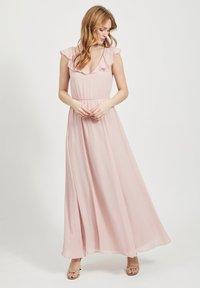 Vila - VIRANNSIL  - Maxi dress - pale mauve - 1