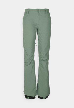 TERRY - Snow pants - treetop