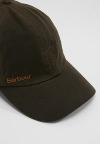 Barbour - PRESTBURY SPORTS CAP - Cap - olive - 4